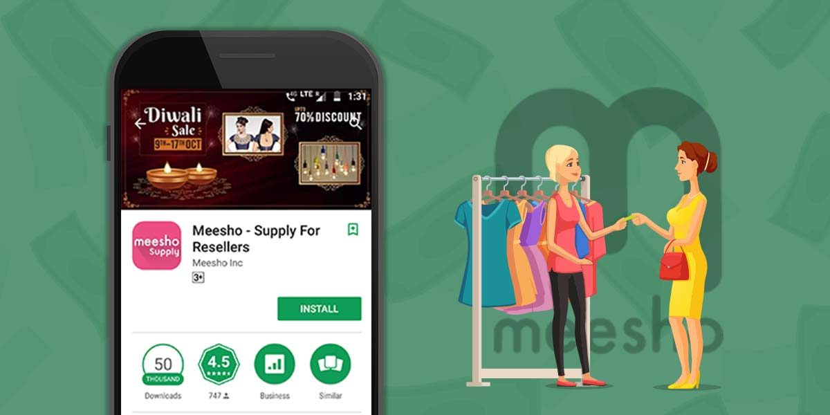 Meesho raises another $100 Mn in Series D round led by Naspers