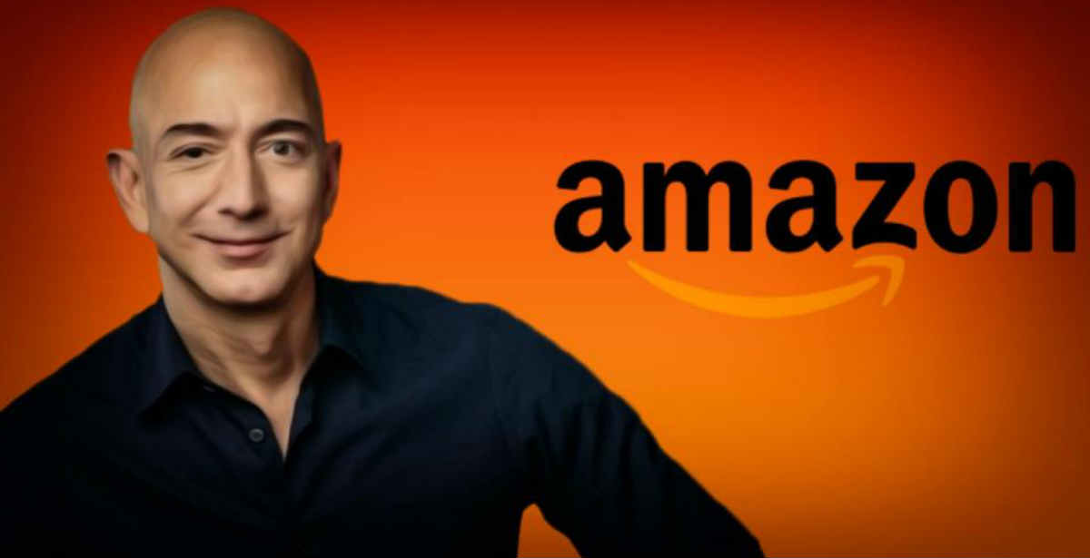 Amazon Ceo Jeff Bezos Sells Stock Worth 1 1 Bn