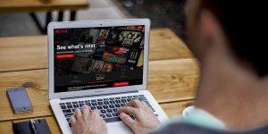 Netflix India mobile subscription