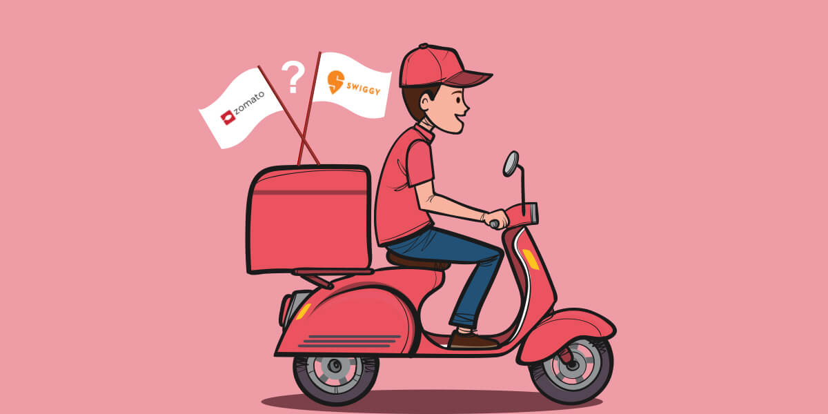 Image result for zomato and swiggy