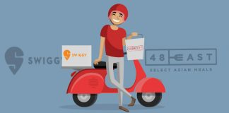 food delivery companies