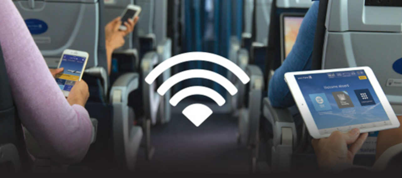 in-flight connectivity