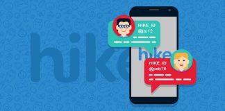 Hike ID