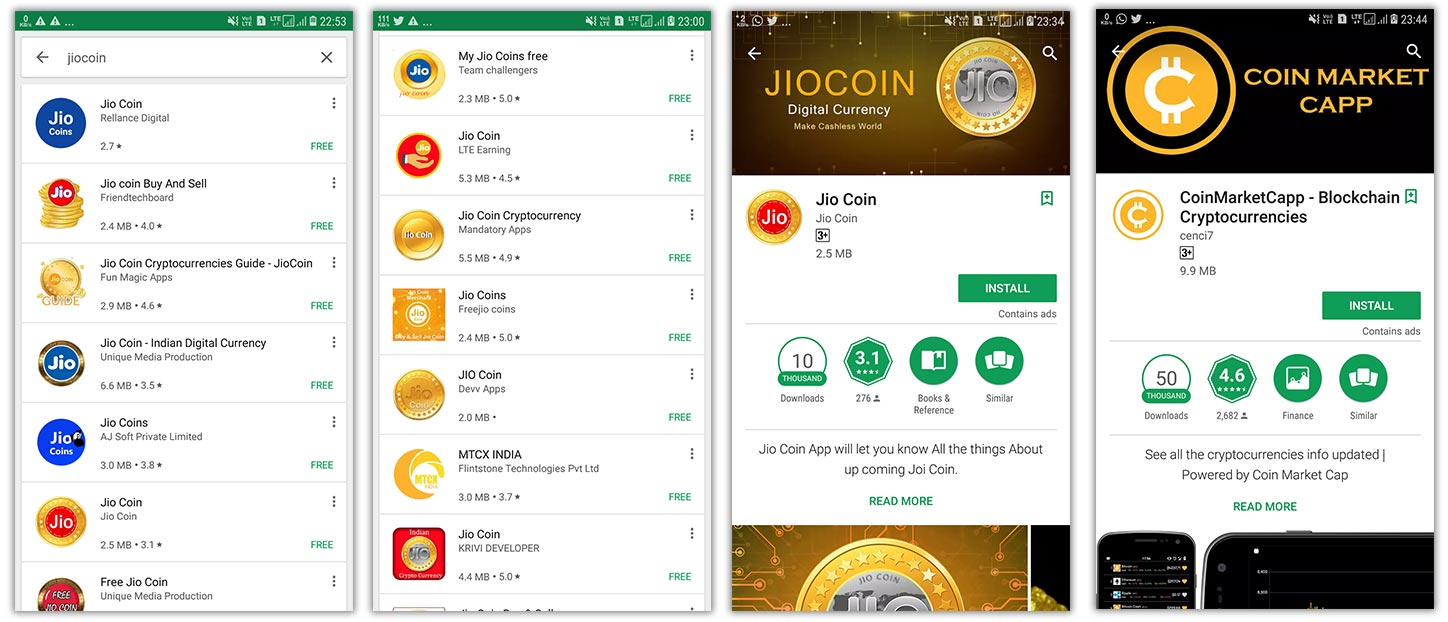 Reliance Jio scotches launch of JioCoin app rumour