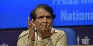 Suresh Prabhu on Apple