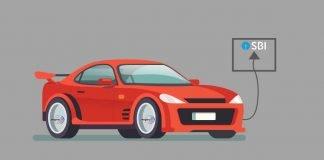 WIRO--SBI-BANK electric vehicle