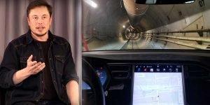 The boring company, Elon Musk
