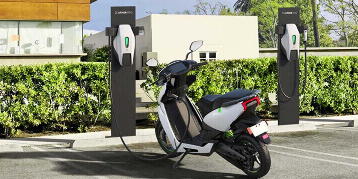 Ather Energy picks up $51 Mn in fresh round led by Sachin Bansal