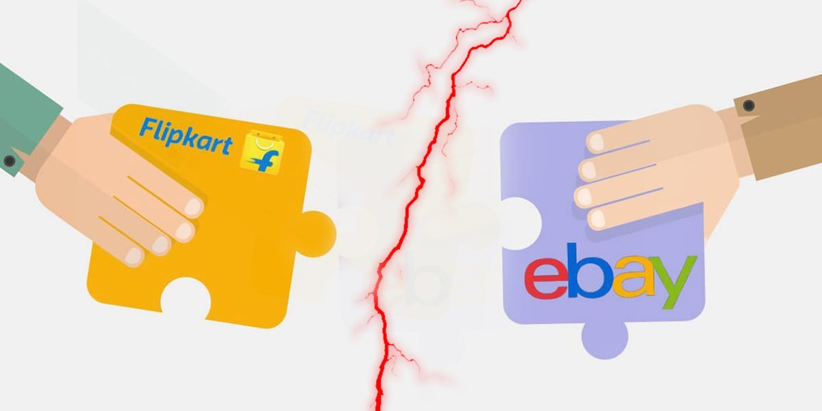 Flipkart to shut down eBay, will sell refurbished goods via