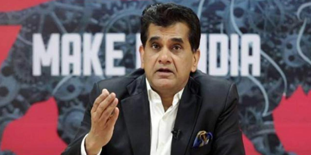 Niti Aayog Amitabh Kant Angel tax
