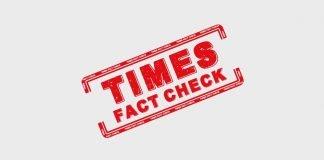 Times Fact Check