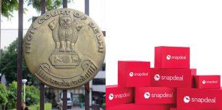 Snapdeal, Delhi HC