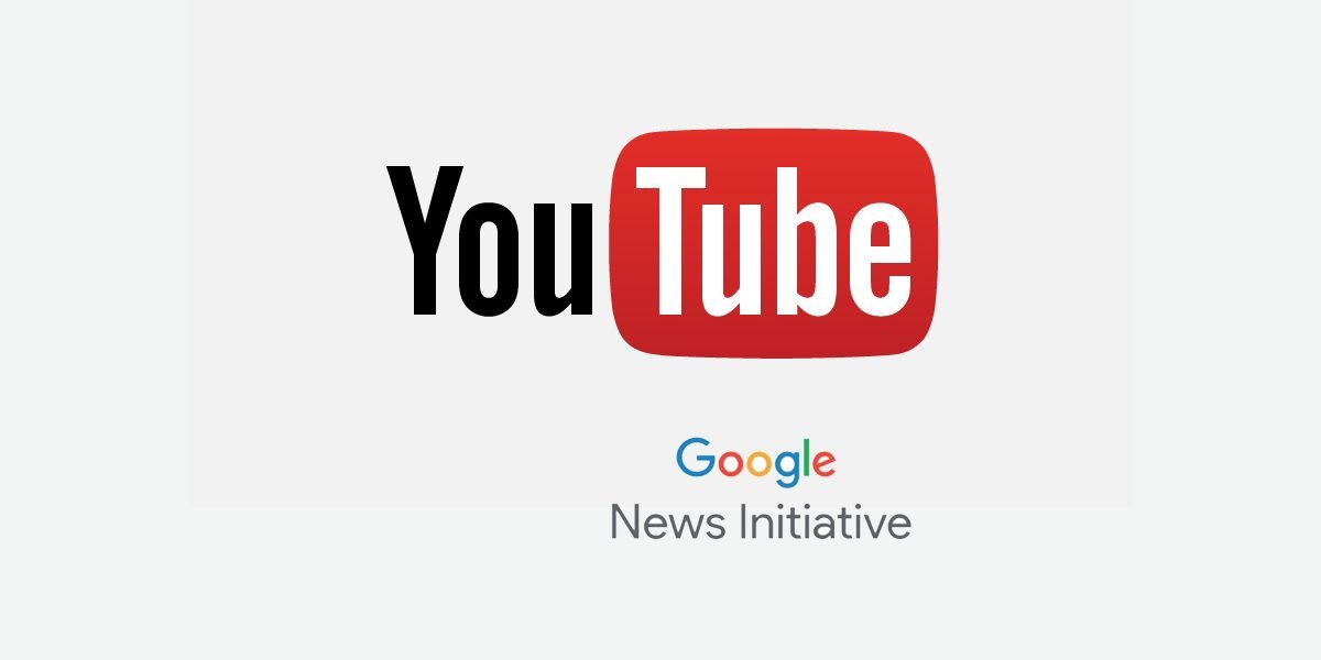 Youtube, Google News Initiative