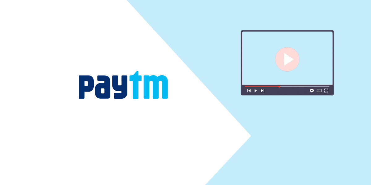 Paytm online streaming