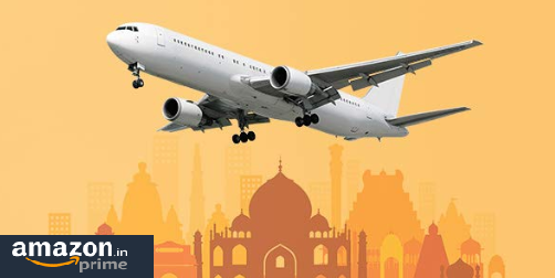 After Flipkart, Amazon launches flight bookings service in India